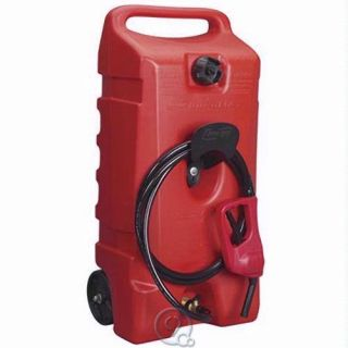 TANK ONLY!! Duramax 14 Gallon Portable Gas Pump Flo N Go Fuel