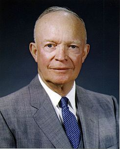 Dwight Eisenhower FDI 1393 Aug 6 1970 Washington DC
