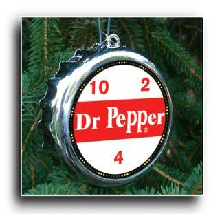 Dr Pepper Animated Christmas Light Ornament Miller Engineering LLC