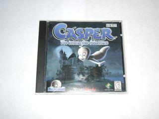 Casper The Interactive Adventure   PC Game 1997 Complete Windows 95