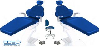 Hydraulic Chairs 4000 Free Dr Stool Certified Dental Supply