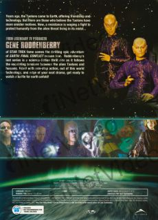 earth final conflict season 4 boxset new dvd original title earth