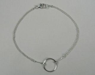 DOGEARED New 925 New Sterling Silver Good KARMA BRACELET