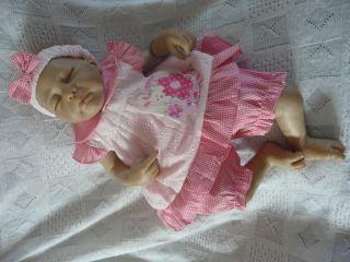 Dream Newborn Baby Girl Dress Pants hbd 17 19 Reborn Dolls