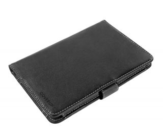 Sony PRS T1 PRS T2 eBook Reader Book Style Cover Case Black