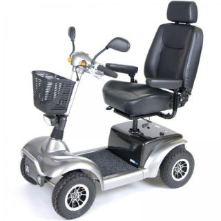 Drive Medical Prowler 3410 4 Wheel Full Size Mobility Scooter 500lb