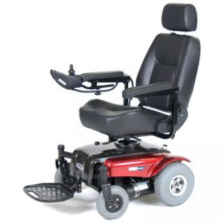 Drive Medical Medalist Mobility Power Chair Wheelchair 18 Seat 300 lb