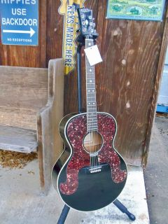 Epiphone Gibson SQ 180 Don Everly Brothers Acoustic Electric Guitar