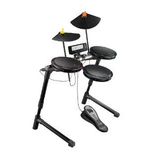 Logitech Wii Guitar Hero Wireless Drum Set Controller New in The Box