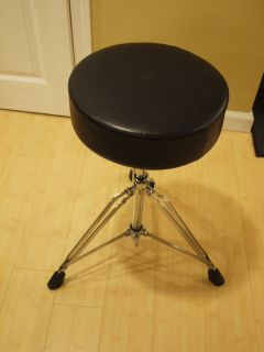 Sound Percussion Drum Throne Seat Chair Stool Good Buy