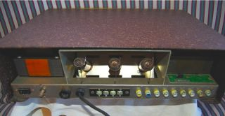 Sherwood s 4000 Amp 20 Watt Stereo Tube Amplifier