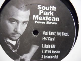 South Park Mexican SPM Power Moves LP Good Mr Biggs Remix