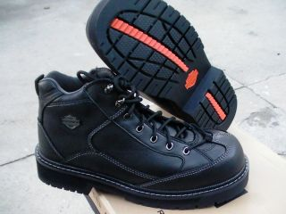 Harley davidson men boots brave lace up size 13 us new with box
