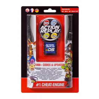 Action Replay Brand New for Nintendo DS Lite DSi 3DS