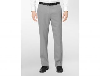 Calvin Klein Ultra Slim Fit Striped Dress Pants Mens