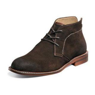 Florsheim The Doon Chukka Mens Brown Suede Boot 14098 245