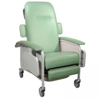 Drive Medical 4 Position Geri Chair Recliner Lift Chair 250lb Cap Jade