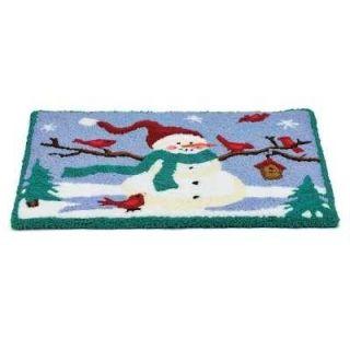 MUSICAL SNOWMAN DOOR MAT MR CHRISTMAS MUSICAL SNOWMAN DOORMAT NEW
