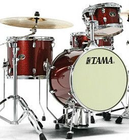 Tama Metro Jam 4 Piece Drum Set Shell Pack VK46MJSVBG Birch Shells New