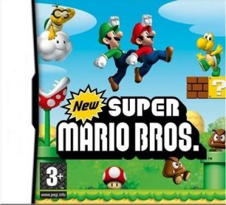 Super mario bros. ds game for Nintendo DS DSI NDSL 3DS Best Christmas