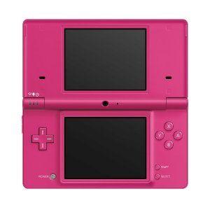 Nintendo DSi Handheld Games Console Pink *Refurbished* Wi Fi