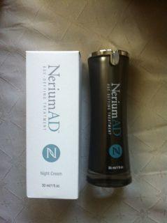 Nerium AD Anti aging Age Defying Skin Care Treatment Cream 1 oz