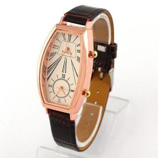 Fashion Ladies Girls Womens Dual Time Quartz Wrist Watch BGS31