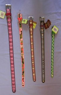 Original Dublin Dog Collar Brand New Sizes XL to Small 5 Different