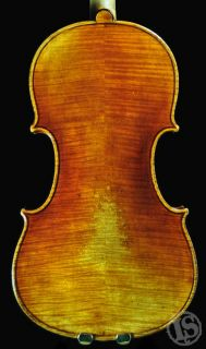Build Italian Antique Violin # 051 Lord Wilton Guarneri del Gesu