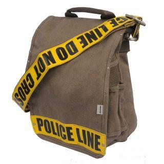 Ducti Police Line do not Cross Utility Messenger Bag