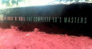Presley Complete 50s Masters Music Collection DVD Boxed Set