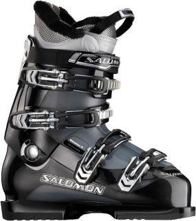 Salomon Mens Mission 4 Downhill Ski Boots New Sz 28 5 US 10 5 Flex 55