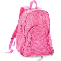 up for your consideration eastsport mesh backpack in pink about the
