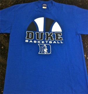 Duke Blue Devils Basketball VINTAGE Champs Team Addition Apparel NCAA