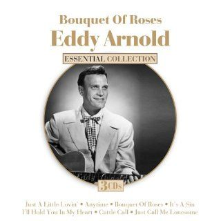 Eddy Arnold Essential Gold 3 CD Set 75 Hits 1945 1956