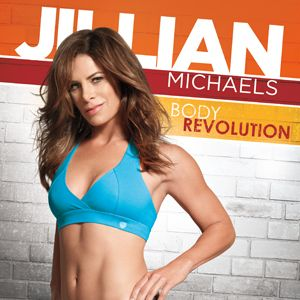 Jillian Michaels Body Revolution Includes 15 DVDs