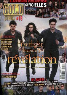 TWILIGHT Breaking Dwan Kristen Stewart Robert Pattinson + 8 POSTERS