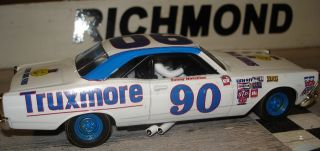 90 Truxmore Sonny Hutchins 1967 Ford Fairlane 1 32 Scale Custom Built