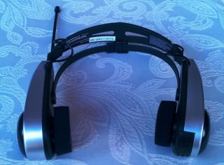 Durabrand Am FM Headphone Radio Model 885M