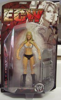 Kelly Kelly WWE Jakks ECW Series 2 Wrestling Figure Sexy Diva not