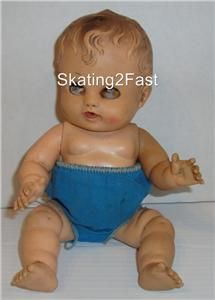 vintage sunbabe so wee doll by ruth e newton