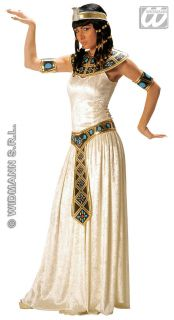 Deluxe Egyptian Empress Cleopatra Fancy Dress Costume