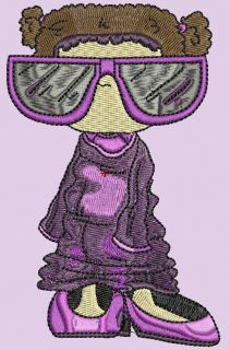 Dress Up Kids Plus Toys 15 Machine Embroidery Designs