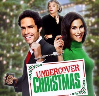 Undercover Christmas Movie DVD Jami Gertz