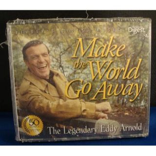 Eddy Arnold Make The World Go Away 3 CD Set Brand New