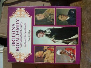in The 20th Century King Edward VII to Queen Elizabeth II