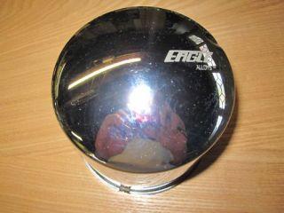 Eagle Alloy Bullet Chrome Custom Wheel Center Cap 1