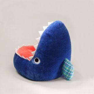 Gund Chomper Shark Chair 21 High Plush Stuffed Animal