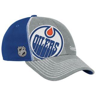 Edmonton Oilers NHL 2012 Draft Day Flex Hat
