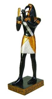 Ancient Egypt Egyptian God Thoth 12 Figurine Statue